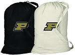 Purdue Laundry Bags 2 Pc Set