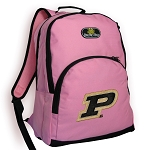 Purdue Pink Backpack