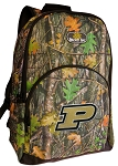 Purdue University REAL Camo Backpack