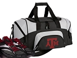 Small Texas A&M Gym Bag or Small Texas A&M Aggies Duffel