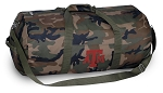 Texas A&M Camo Duffel Bags
