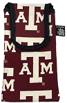 Texas A&M Phone Glasses Case