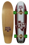 Texas A&M Aggies Skateboard CRUISER Board COMPLETE SETUP