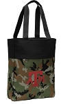 Texas A&M Tote Bag Everyday Carryall Camo