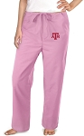 Texas A&M Aggies Pink Scrubs Pants Bottoms