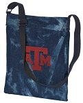 Texas A&M CrossBody Bag COOL Hippy Bag Blue