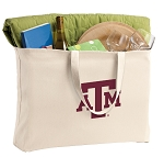 Texas A&M Jumbo Tote Bag