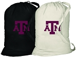 Texas A&M Laundry Bags 2 Pc Set