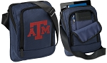 Texas A&M Tablet or Ipad Shoulder Bag Navy