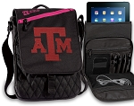 Texas A&M Tablet Bags & Cases Pink
