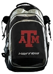 Texas A&M Harrow Field Hockey Lacrosse Backpack Bag