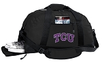 TCU Texas Christian Duffle Bag