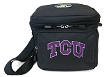 TCU Texas Christian University Lunch Box Cooler Bag Insulated