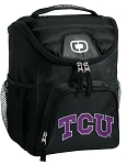 TCU Texas Christian Insulated Lunch Box Cooler Bag