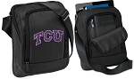 TCU Texas Christian Tablet or Ipad Shoulder Bag