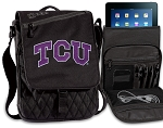 TCU Texas Christian Tablet Bags DELUXE Cases