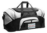 BEST Chicago Duffel Bags or Chicago Flag Gym bags