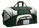 Large Chicago Duffle Bag Green
