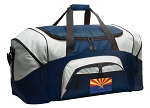 Large Arizona Flag Duffle Arizona Duffel Bags