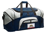 Large California Duffle California Flag Duffel Bags