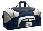 Large Chicago Duffle Chicago Flag Duffel Bags