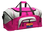 Arizona Flag Duffel Bag or Gym Bag for Women