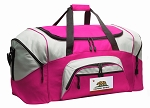 California Duffel Bag or Gym Bag for Women