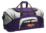 LARGE Arizona Flag Duffle Bags & Gym Bags