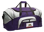 LARGE California Duffle Bags & Gym Bags