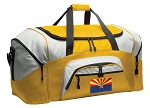 Large Arizona Flag Duffle Bag or Arizona Luggage Bags