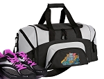 Small Cats Gym Bag or Small Cat Duffel