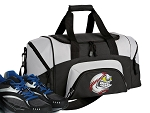 Small Baseball Fanatic Gym Bag or Small Baseball Duffel
