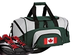 Canada Small Duffle Bag Green