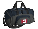 Canada Small Duffle Bag Navy