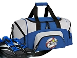 Baseball Small Duffle Bag Royal