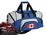 Canada Small Duffle Bag Royal