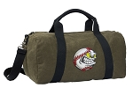 Baseball Duffel RICH COTTON Washed Finish Khaki