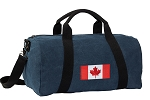 Canada Duffel RICH COTTON Washed Finish Blue