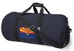Arizona Blue Duffel Bags