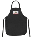 California Flag Deluxe Apron