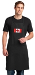 Canadian Flag Large Apron