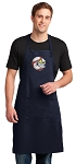 Baseball Apron LARGE Navy