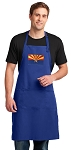 Arizona Large Apron Royal
