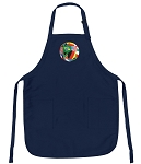 Deluxe World Cup Fan Apron Navy