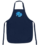 Deluxe Dolphins Apron Navy