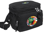 Soccer Lunch Bag Soccer World Cup Fan Lunch Boxes