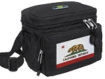 California Lunch Bag California Flag Lunch Boxes