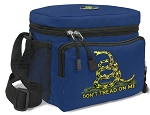 Don't Tread on Me Lunch Bag Don't Tread on Me Lunch Boxes