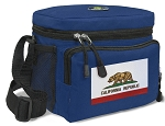 California Flag Lunch Bag California Lunch Boxes