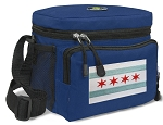 Chicago Flag Lunch Bag Chicago Lunch Boxes